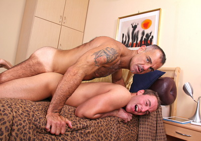 Gay Banged By Daddy